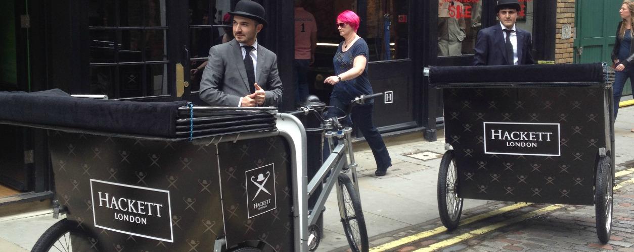 Hackett Rickshaws
