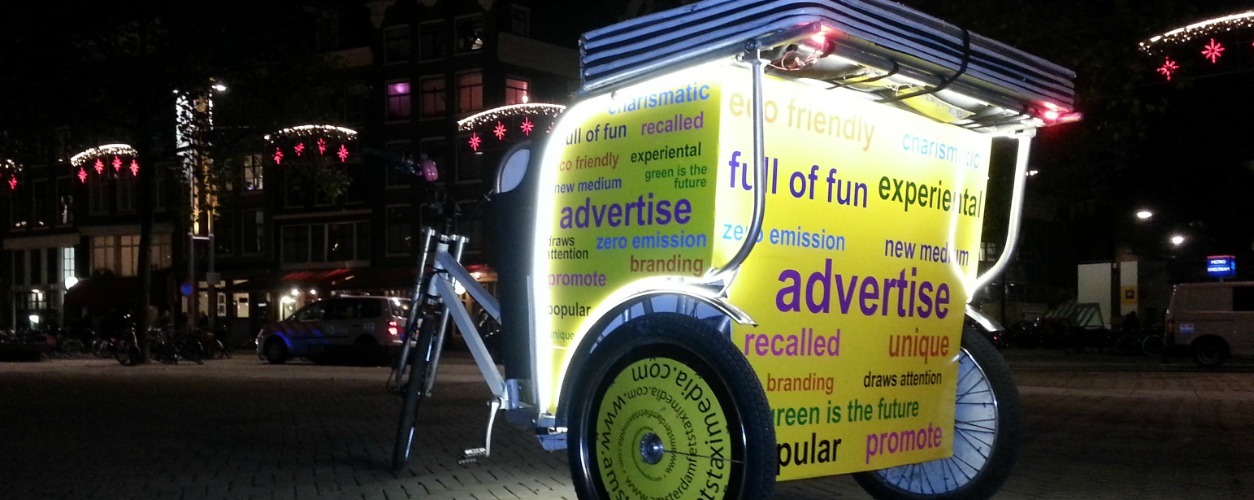 Advertising in London