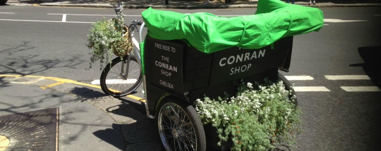 Conran Rickshaws